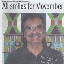 Leighton Buzzard Observer - All Smiles for Movember